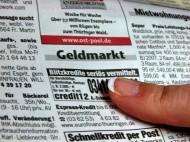 Vorsicht vor unseriösen Kreditanbietern