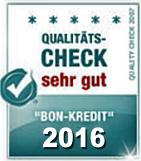 Bon-Kredit bietet Verbrauchern seriöse Finanzierungen